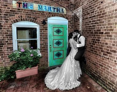 Martha Washington Weddings