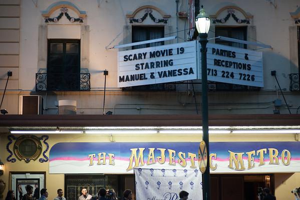 Vanessa + Manny: Reception