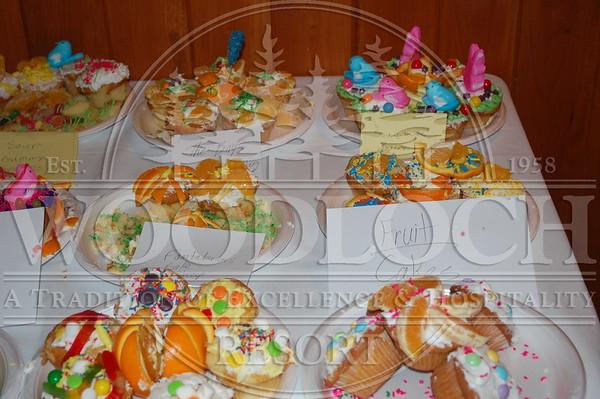 March 28 - Cupcake Wars