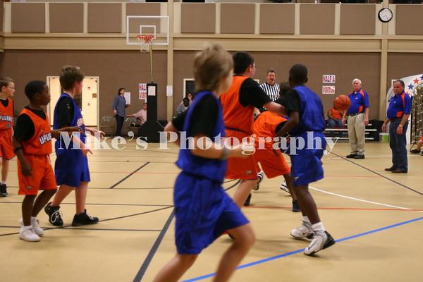 Upward Basket Ball Week 3 6:30PM Game