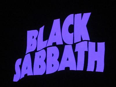 Black Sabbath Centre Bell 07-04-14