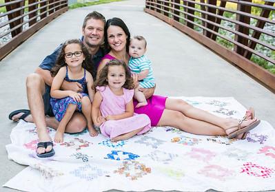 Moss-White Family