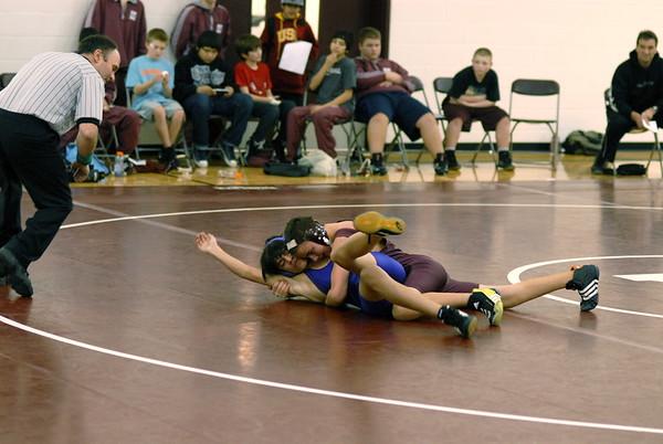 KMS Wrestling 2-05-09