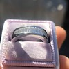 1.00ctw Baguette Half Eternity Band 17