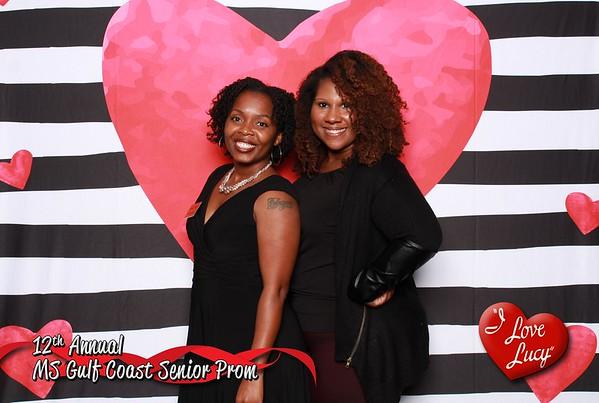 MS Gulf Coast Senior Prom