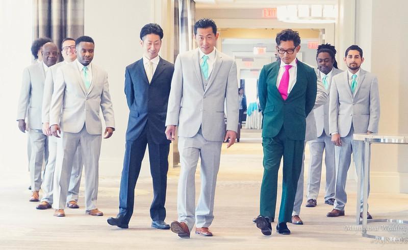 The Miyagawa Wedding (White Wedding)