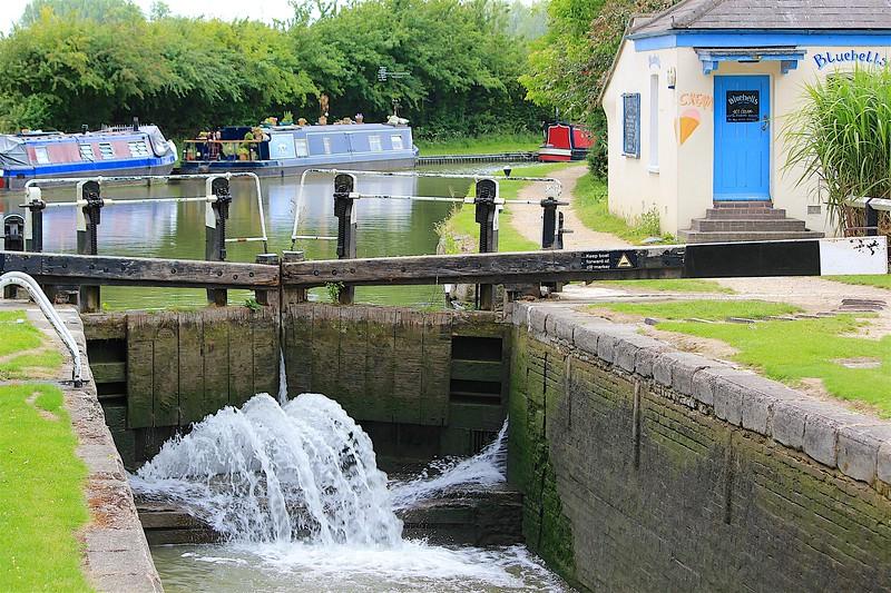 Grand Union Canal  – Marsworth