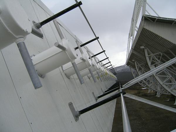 EISCAT Tromsø, June 2005
