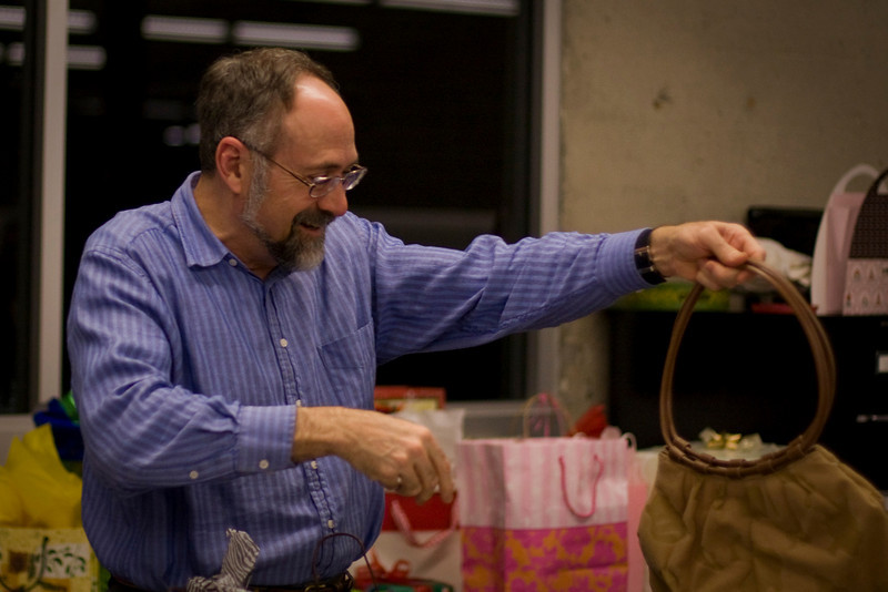 Ken gets a whopping man-purse.