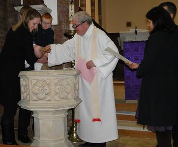 2013 Anna's Baptism