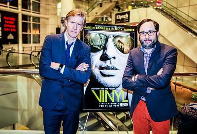 Vinyl HBO Cleveland Event