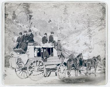 SY - Undated - Deadwood Coach - Grabill