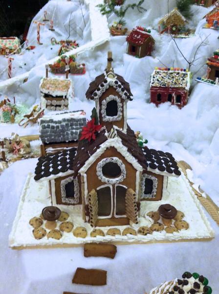 Crystal Springs Gingerbread Houses/NJ - Dec., 2012 iP