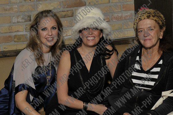 6th Annual Hat Party at Speakeasy