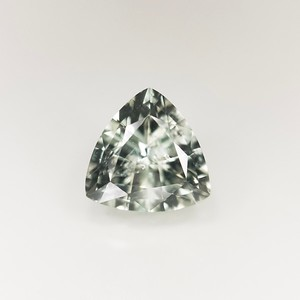 1.45 Montana Sapphire Trilliant, unheated (s060)