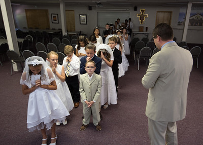 2017 OLA 1st Holy Communion Day two