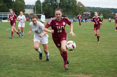 9/30/17: Girls' JV Soccer v Loomis Chaffee