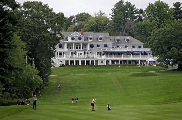 Massachusetts Amateur golf: Only 12 break par on Day 1