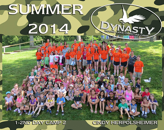 1-2nd Grade Day Camp 2