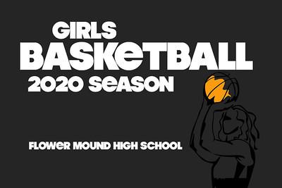 FMHS Girls Basketball - 2019-2020 Season