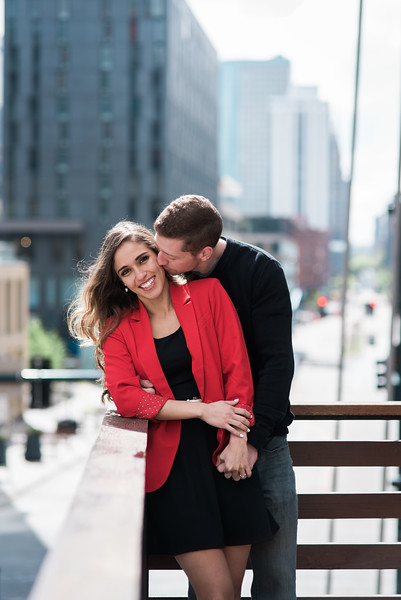 Andie & Nick | Downtown Denver