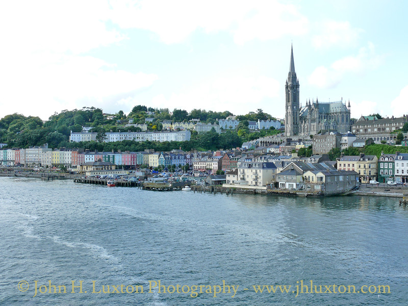Cóbh, County Cork, Eire - August 16, 2008