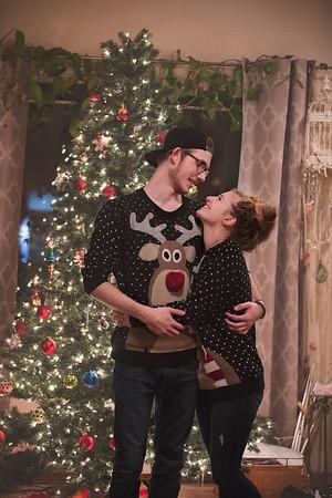 Tati & Riley Christmas Sweaters