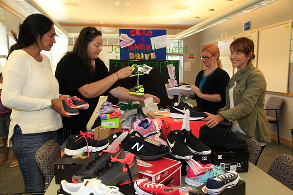 All In Shoe Drive