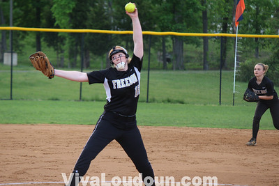 Softball: Broad Run at Freedom 5.16.14 (by Tori Kramer)
