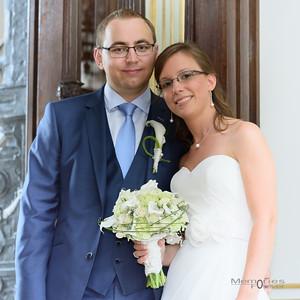 Huwelijk Leen & Jarno