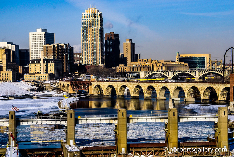 Minneapolis, stone Arch bridge WM-5.jpg
