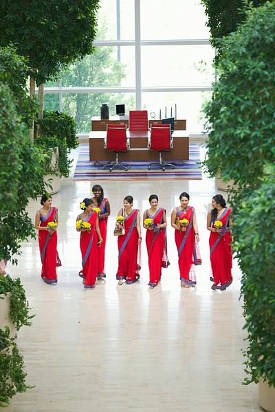 Le Cape Weddings - Indian Wedding - Day 4 - Megan and Karthik First Look 5.jpg