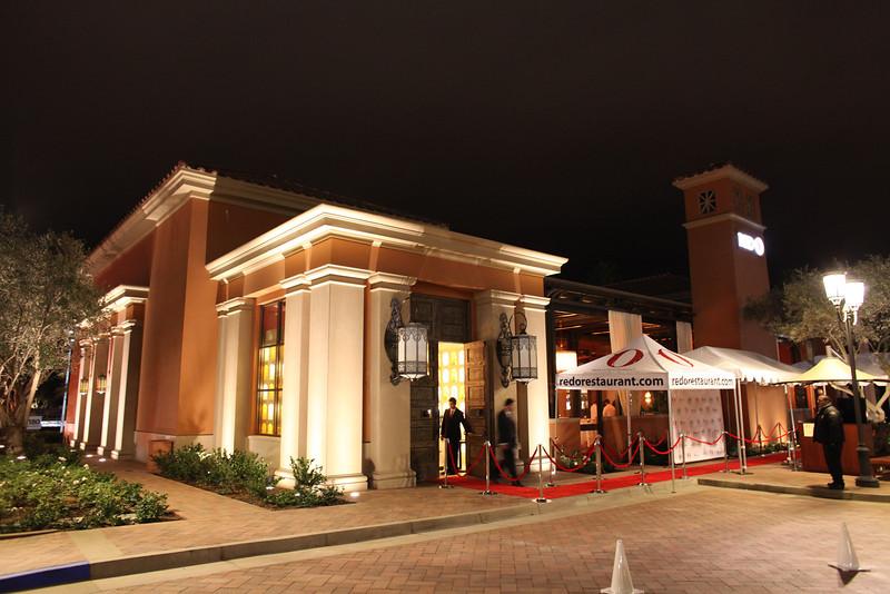 Red O Restaurant in Fashion Island
