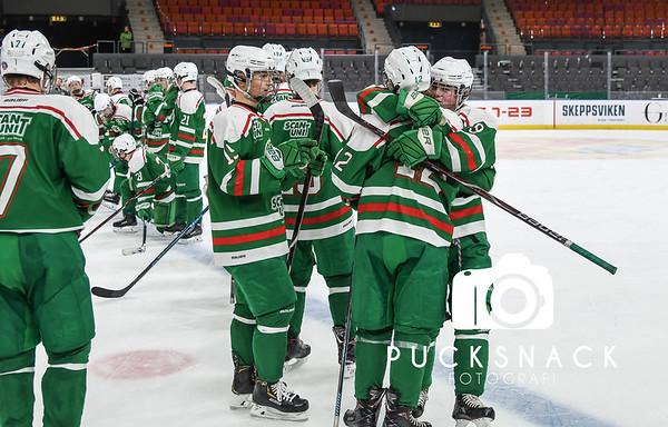 Scandinavium Cup match 19 Bronsmatch 2018-12-29: Rögle BK - Linköping HC