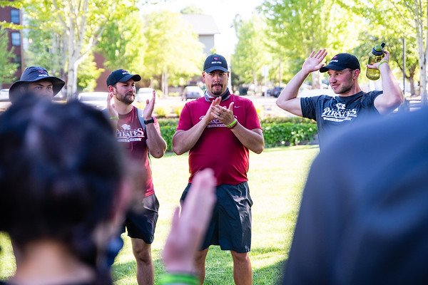 """Whitworth """"Awards Ceremony"""" NWC T&F Chamionships 2021"""