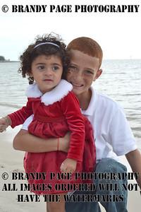 Rebecca Romito Santa Photos