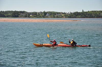 Canada: Prince Edward Island Sea Kayak
