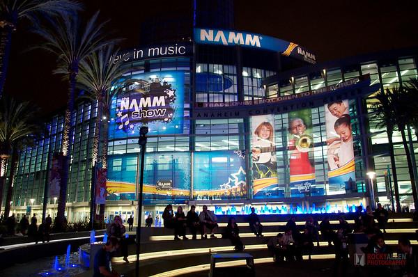 NAMM 2014