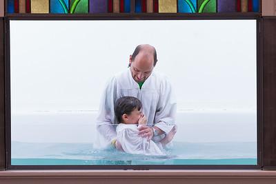 Baptism 8/31/2014