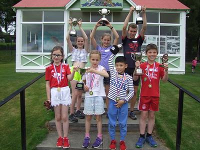 Braemar Junior Highland Games Selection
