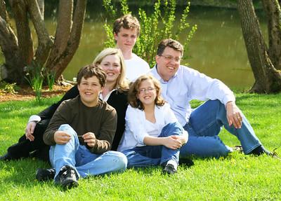 Bostian Family