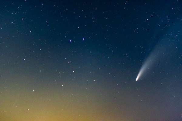 Neowise Comet - July 16,2020