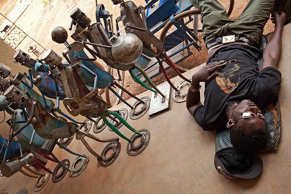 Burkina Faso - Village artisanal de Ouagadougou