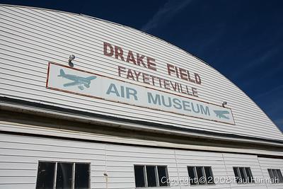 Arkansas Air Museum & Ozark Military Museum - Fayetteville, AR