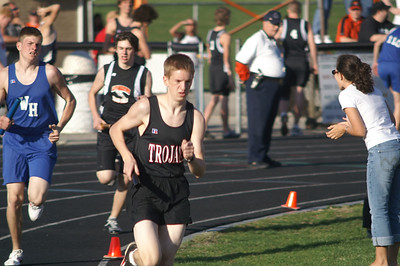 Boys' Track Vs. Newcomerstown