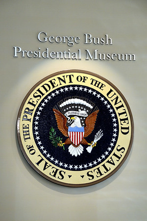 George Bush Presidential Library August 2016