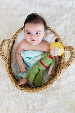 Joaquin 5 months