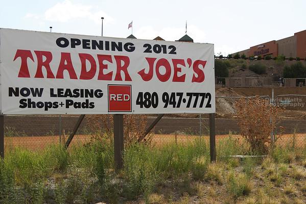 Trader Joe's New Prescott Arizona Store Construction