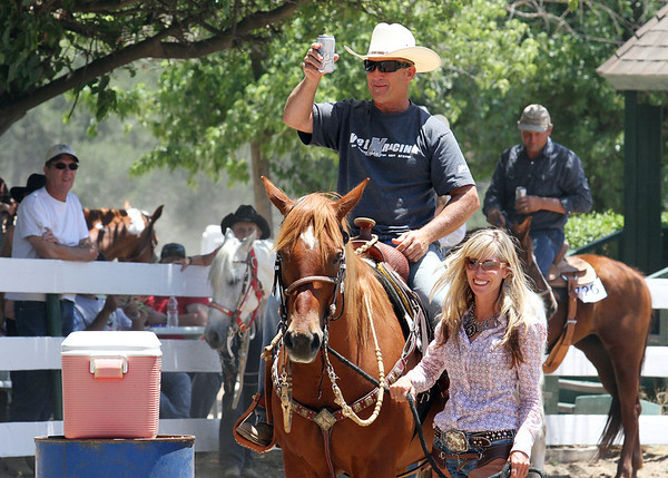 Dad's Lead Line - Cowboy Up, June 17, 2012