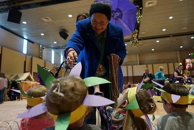 Preschool Mardi Gras